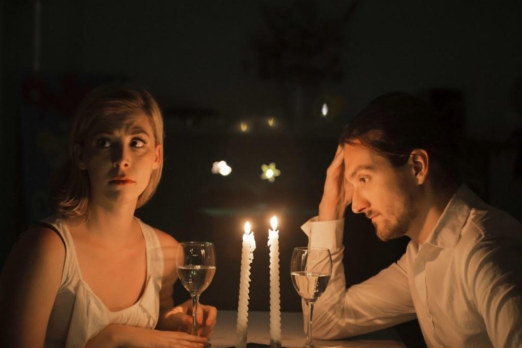No-Go Themen beim ersten Date