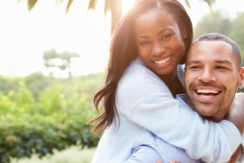 5 gute Gründe, einen kleineren Mann zu daten